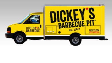 Photo of Dickey's Food Truck Model Explodes with Interest Amid the Pandemic