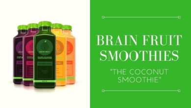 Photo of Brain Fruit Smoothies, Coconut smoothies from the USA