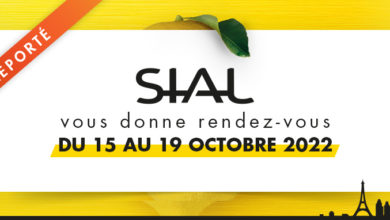 Photo of SIAL PARIS POSTPONED FROM 15 TO 19 OCTOBER 2022