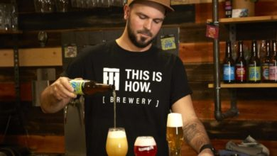 Photo of 'This is How' Swedish craft brewery & succes story