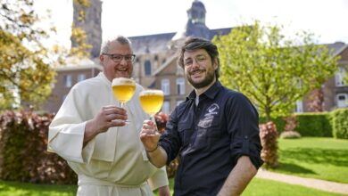Photo of Brewing Returns to Grimbergen Abbey for the First Time in More Than 200 Years – Marking a New Chapter for Belgian Beer